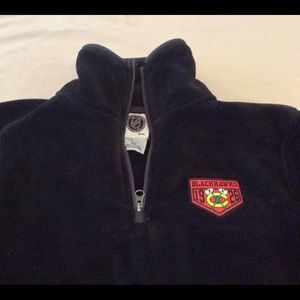 Chicago Blackhawks Fleece Pullover